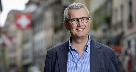 Peter Siegenthaler, SP-Gemeinderat Thun und Grossrat